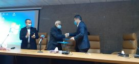 The Association signing a cooperation agreement with  the Urban Planning Authority